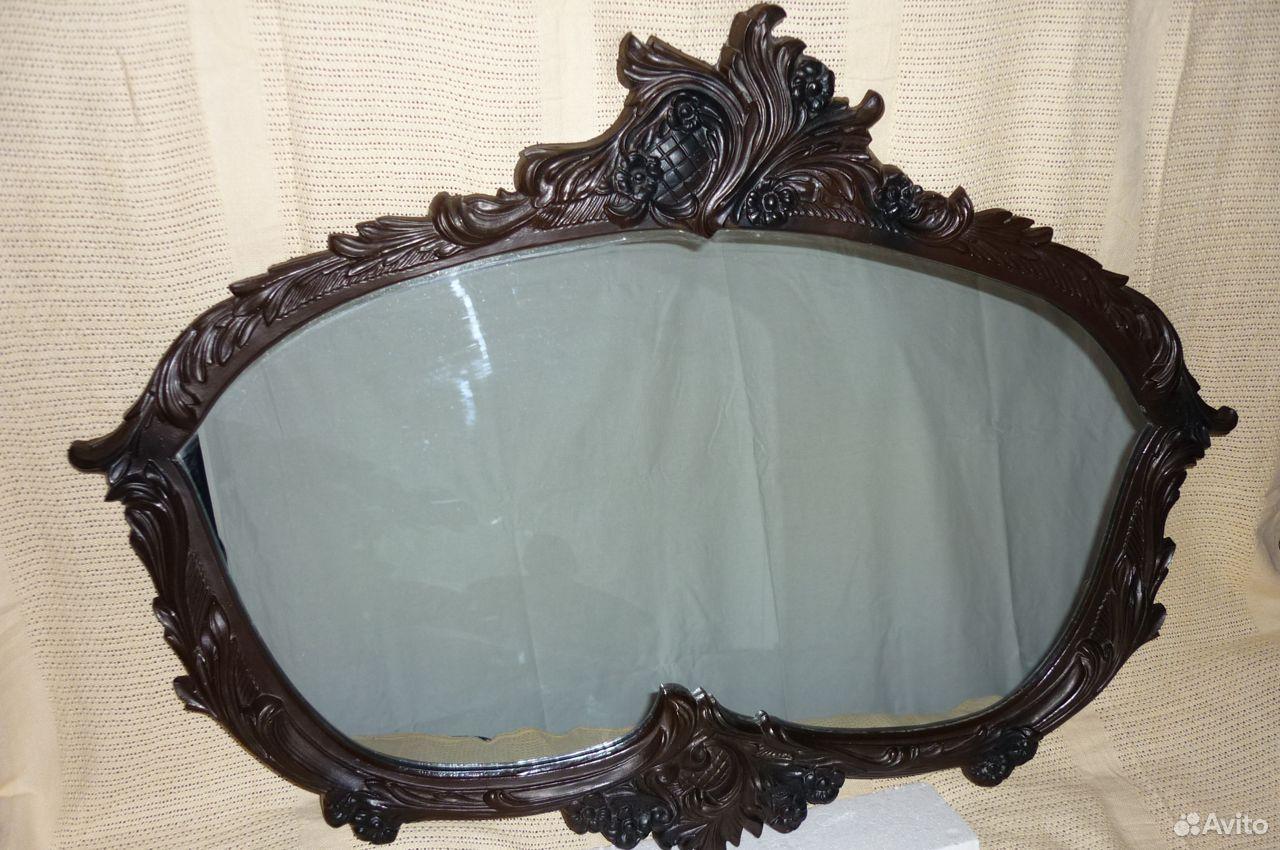 Винтажное зеркало  89539624146 купить 1
