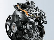 Двигатель BJL BJK BJM для VW Crafter 2.5