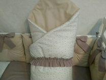 Конверт одеяло плед