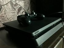Sony PS4 slim чек коробка идеальная 1 TB