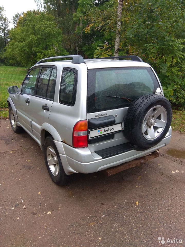 Suzuki Grand Vitara, 2000  89110406150 купить 3