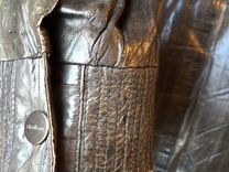 Куртка кожаная (угорь) Strellson 48-50