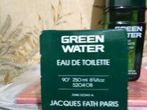 """Жак Фат """"Green water"""", Винтаж"""