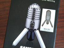 Конденсаторный USB - микрофон Samson