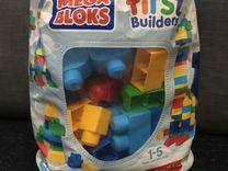 Конструктор mega blocks first builders