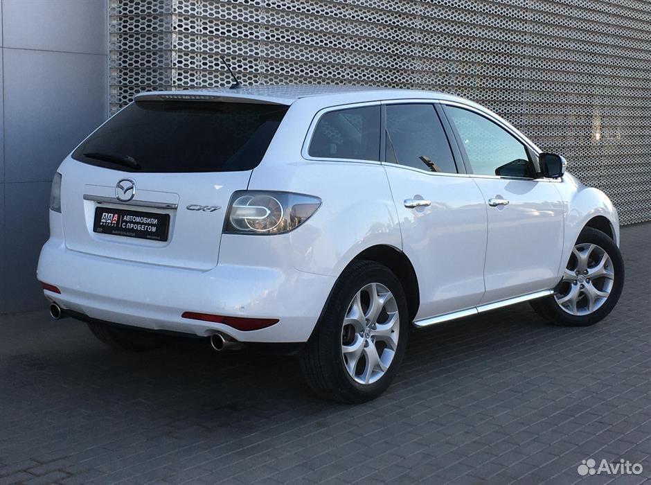 Mazda CX-7, 2010  88633330423 купить 5