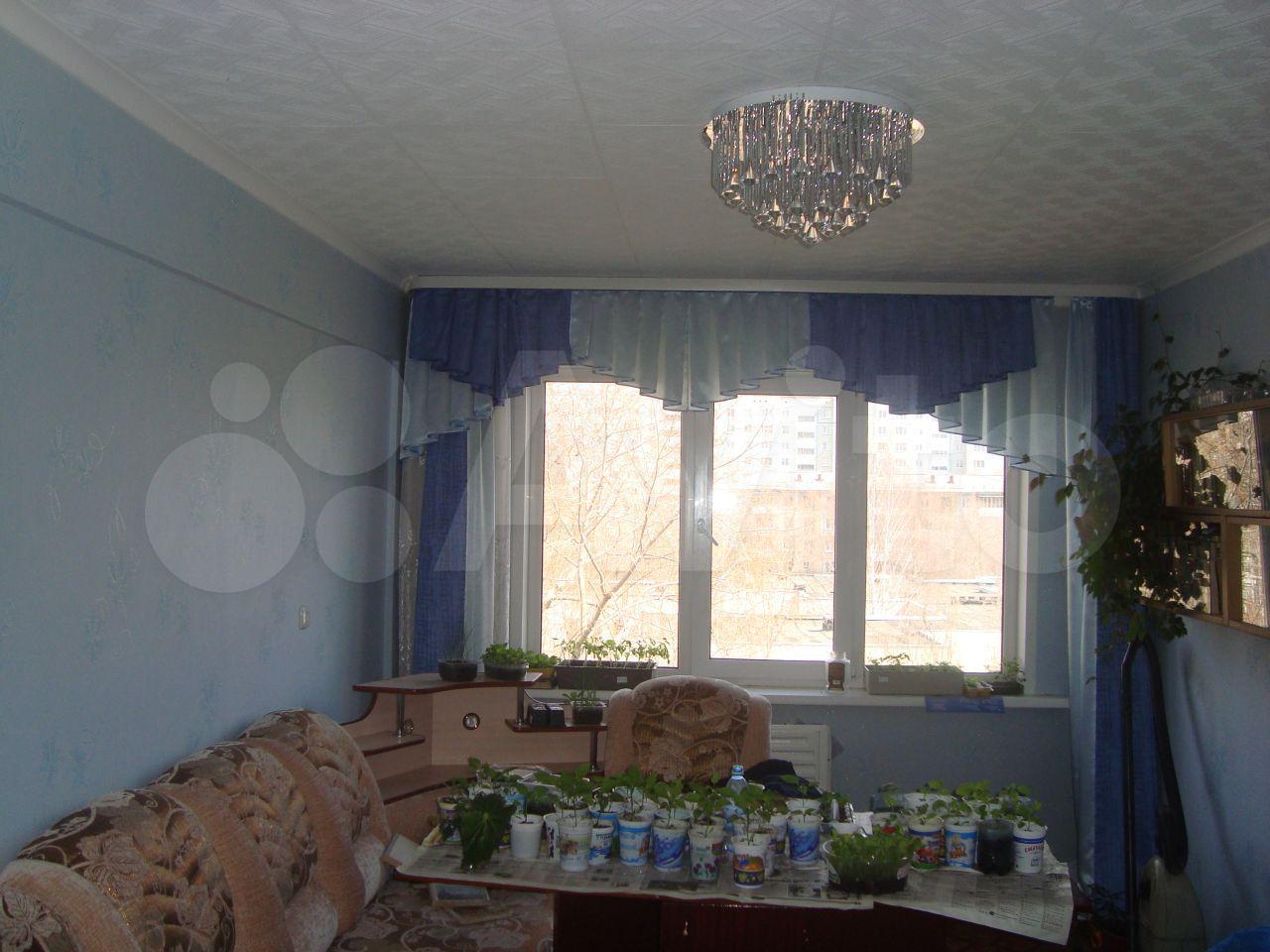 3-к квартира, 63 м², 5/5 эт.  89620587911 купить 3