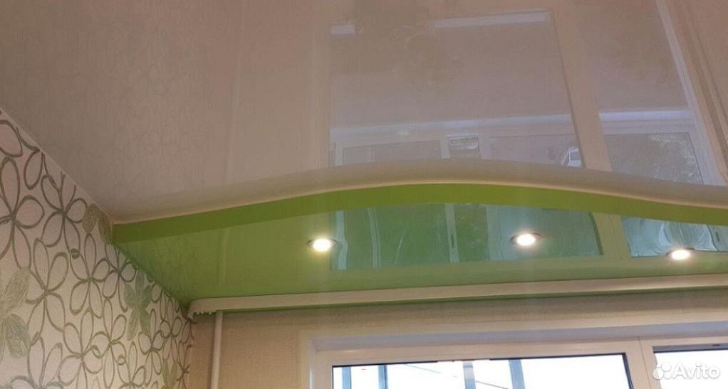 Натяжной потолок за 1 день без пыли  89930298074 купить 5