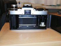 Minolta XG-M + MD Rokkor 1.4 50mm