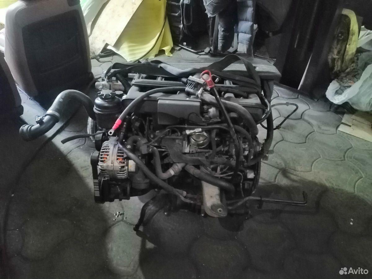Двигатель Бмв М54В30  89092098777 купить 3