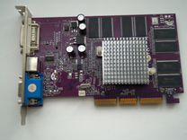 Видеокарта Geforce4 MX440-8X 128mb DDR + TV-OUT