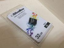 Флешка microSD, USB Oltramax 32 gb, обмен