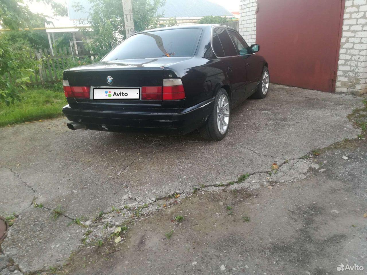 BMW 5 серия, 1990  89093572397 купить 2