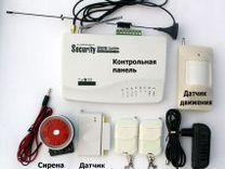 GSM-сигнализация для дома, дачи, гаража