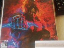 Tekken. Комикс. Эксклюзивная обложка с автографом