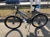 Велосипед viva city 4.0 black