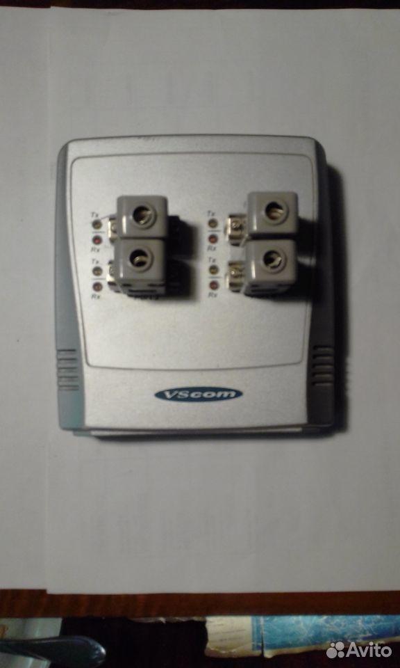 Адаптер USB на 4 порта RS-232  89514024398 купить 2