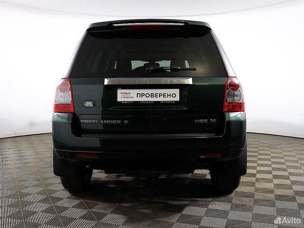 Land Rover Freelander, 2010  84954101966 купить 6