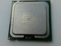 Процессор Pentium D 820
