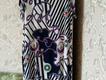 Летнее женское платье 60 р-р