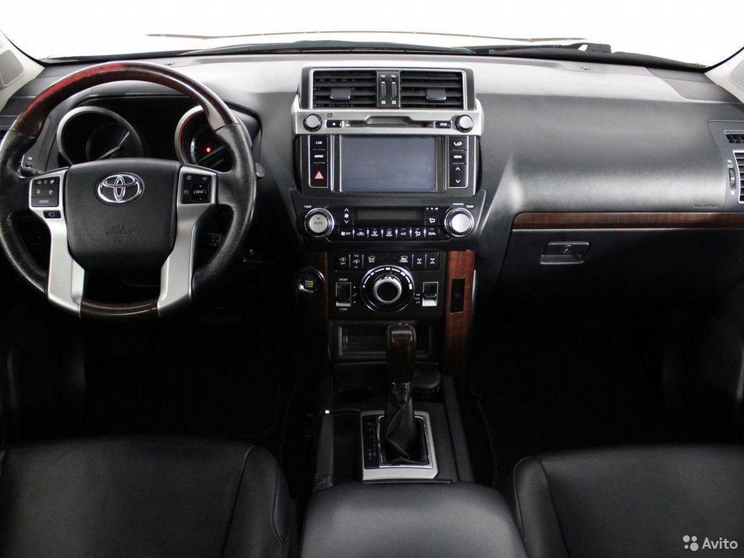 Toyota Land Cruiser Prado, 2014  88129217686 купить 4