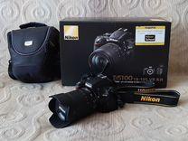 Фотоаппарат Niko D 5100