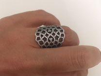 Pandora кольцо кружево