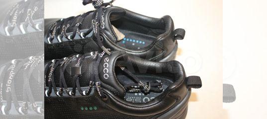 257cae444 Мужская обувь кроссовки Ecco (экко) оригинал купить в Москве на Avito — Объявления  на сайте Авито