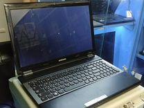 Ноутбук SAMSUNG NP-RC530 intel core i5/4gb/500gb