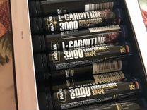 L-carnitine 3000 mg 20amp x 25 ml