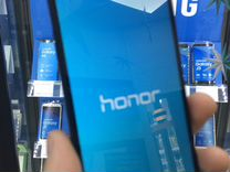 Новый Huawei Honor 7a 32Gb Blue в наличии