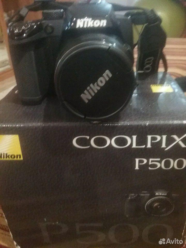 Nikon coolpix P500  89627814919 купить 2