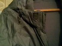 Куртка демисезонная тёплая