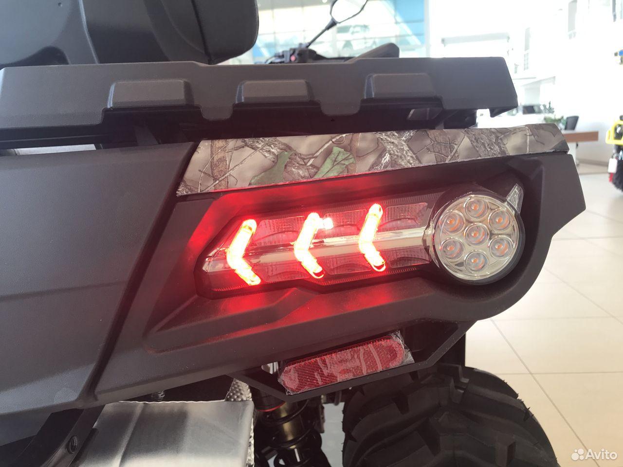 Квадроцикл cfmoto cforce 800 HO EPS (X8 H.O.EPS)  88792225000 купить 10