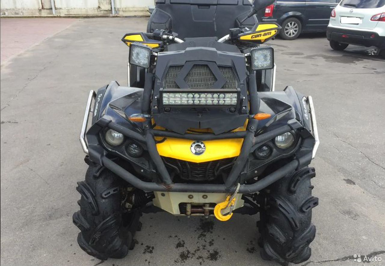 BRP Can-Am Outlander 1000  89910454415 купить 2