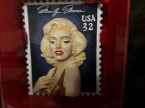 Марка Мэрилин Монро Marilyn Monroe игрушка — Коллекционирование в Геленджике
