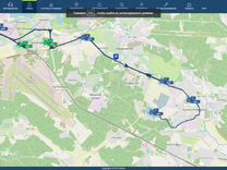 GPS Глонасс трекер с установкой