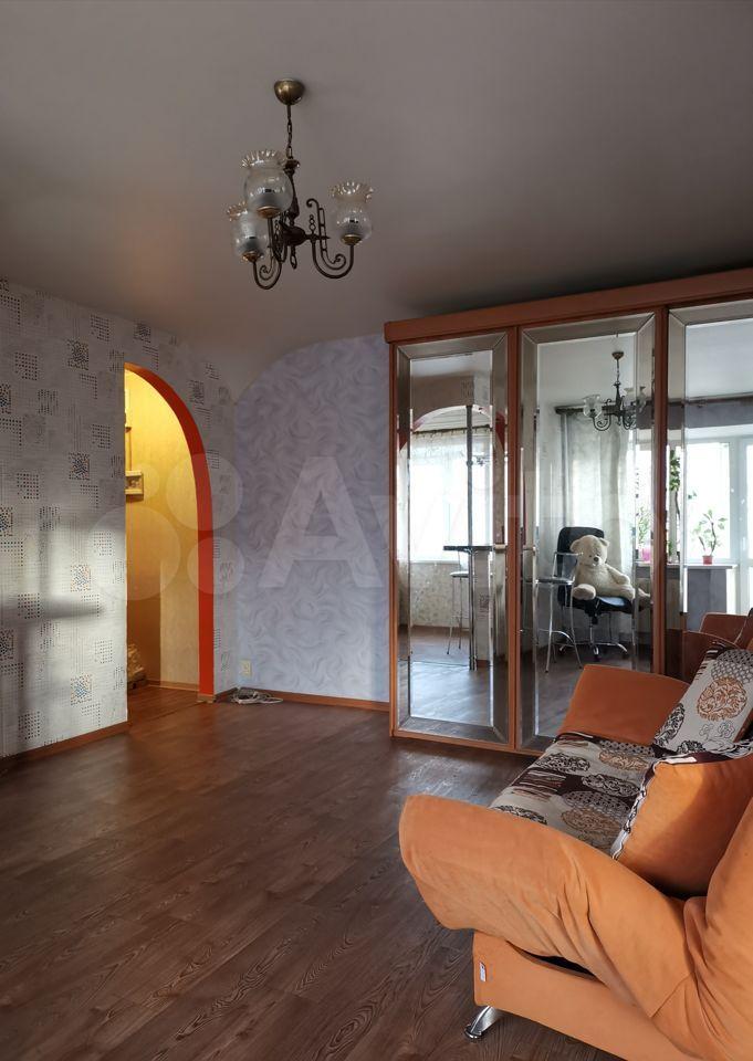 2-room apartment, 42 m2, 3/4 floor.  89612463011 buy 1