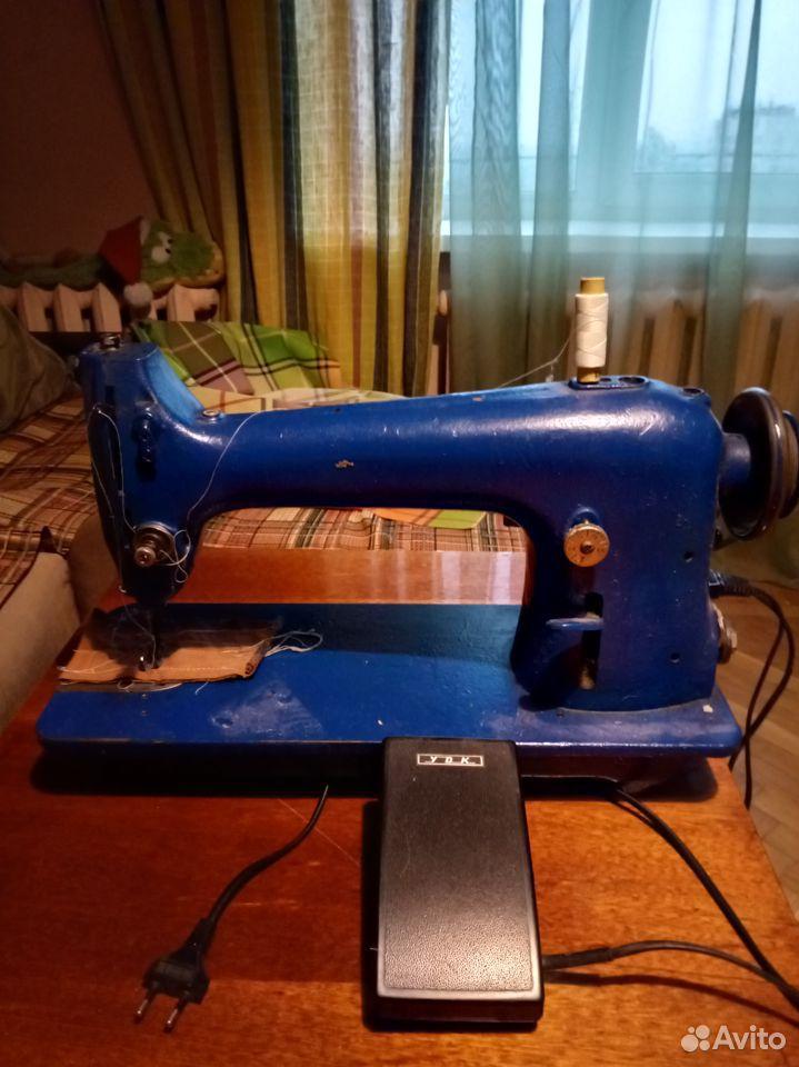 Машина швейная профессиональная электрическая