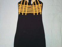 Платье 44 рр эластичное, новое