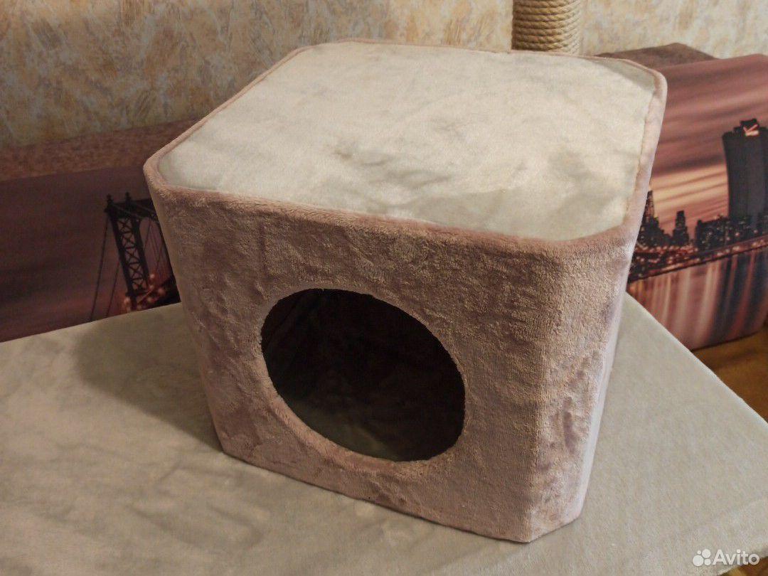 Когтеточка-домик для кошек  89995117703 купить 5