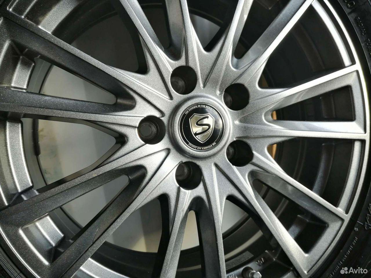 Комплект колес (№161) из Японии  89244146927 купить 3