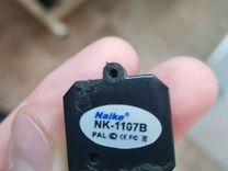 Миниатюрная видеокамера NK-1107B/W — Аудио и видео в Казани