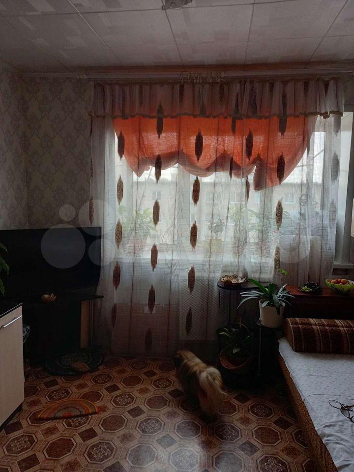 1-room apartment, 18.3 m2, 5/5 floor.  89609660439 buy 9