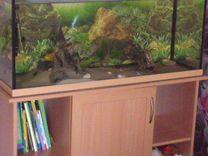 Продам аквариум на 200 литров
