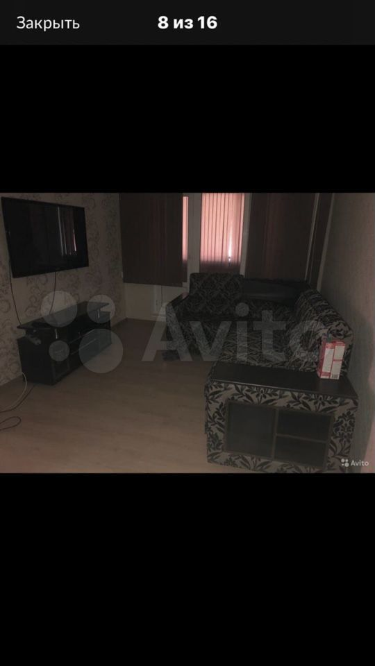 2-room apartment, 45 m2, 1/5 floor  89639861367 buy 2