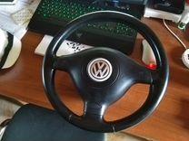 Руль VW passat b5 golf 4 bora