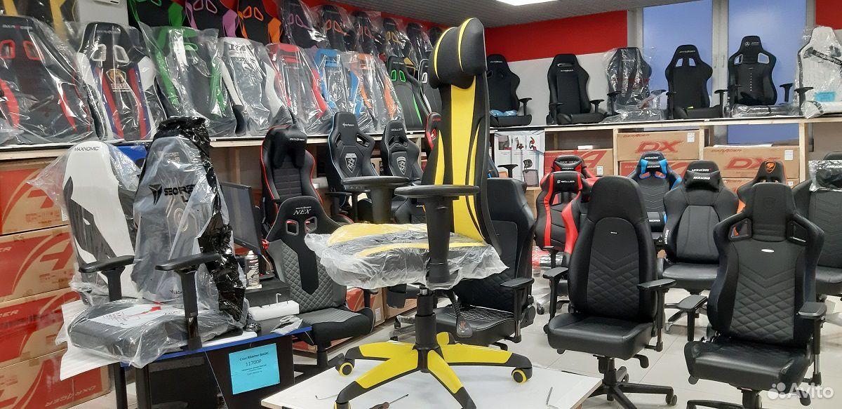 Игровое кресло viking-2 aero аналог Aerocool  89119274799 купить 10