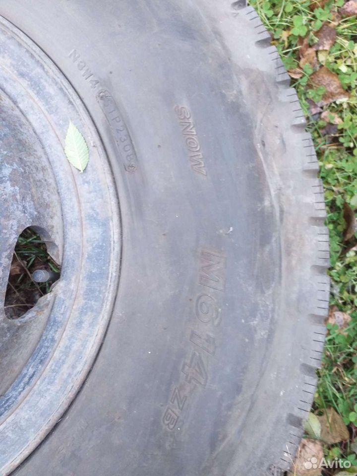 Грузовые шины с дисками 8.25R16LT  89029968427 купить 3