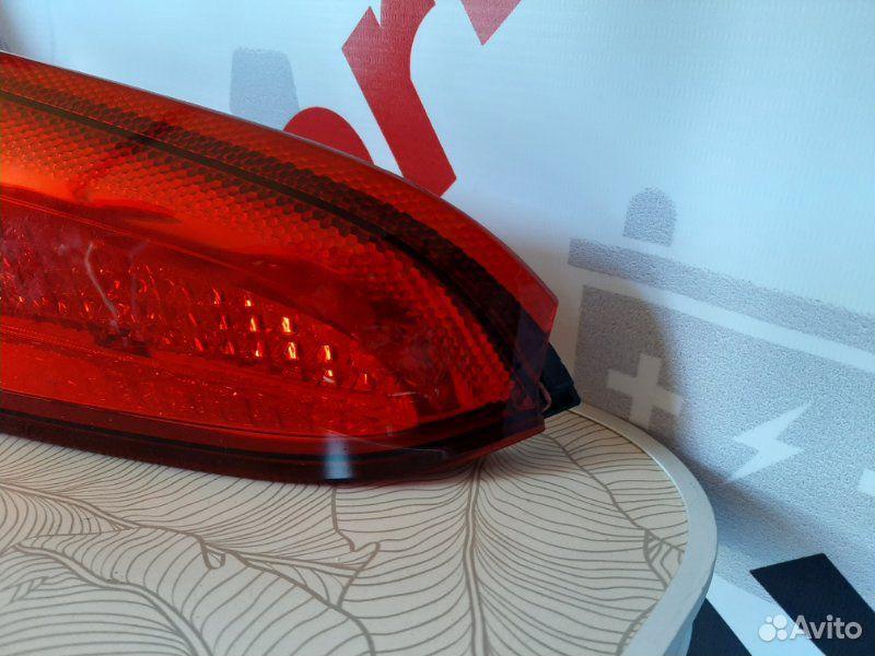 Фонарь задний левый Volvo V50 2007-2012  89381164302 купить 2